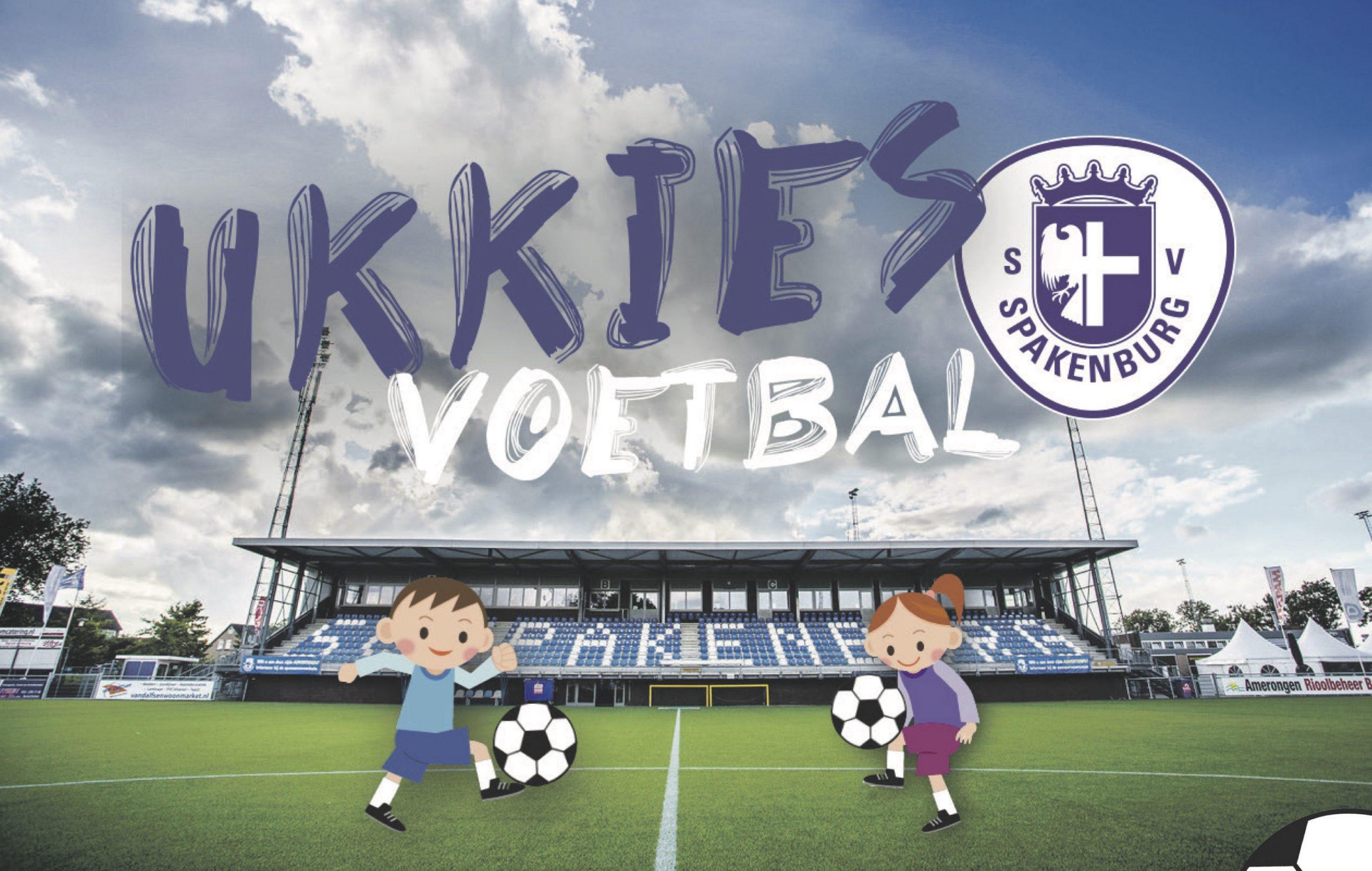 Ukkiesvoetbal bij Spakenburg in de hele maand juni