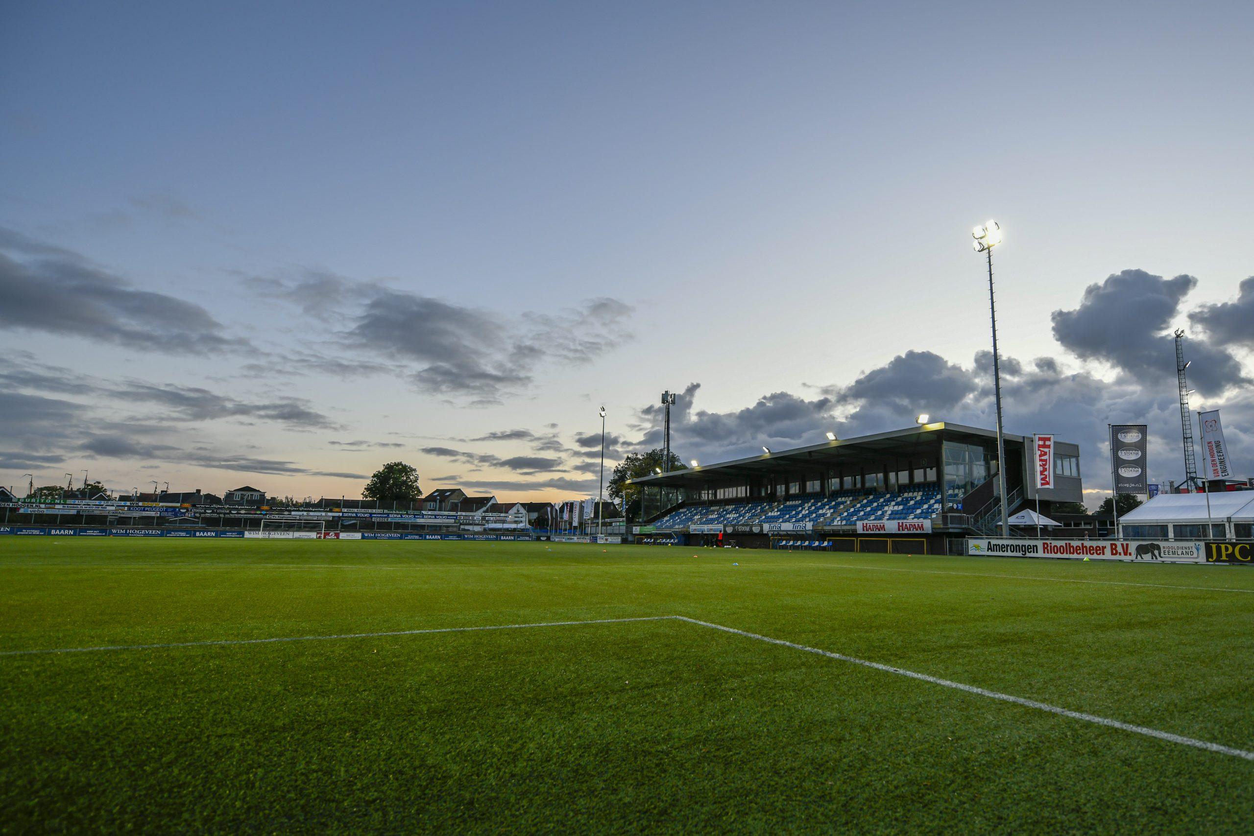 Spakenburg start in het nieuwe seizoen met O-23 team